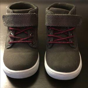 Toddler high top sneakers